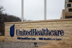 UnitedHealth Group ranks